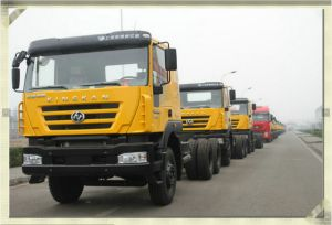 Iveco Dump Trucks Made in China Factory 6X4 Type pictures & photos