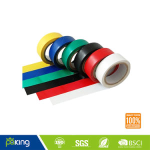 Supply Adhesive PVC Electrical Insulation Tape for Wrapping Wire pictures & photos