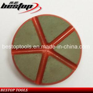Ceramic D80mm Diamond Polishing Floor Pad for Granite pictures & photos