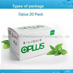 OEM Apple Flavor Zero Nicotine E Liquid for E Cigarette pictures & photos