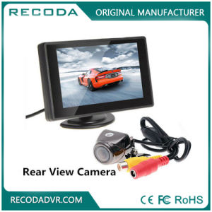 Miini Hidden 140 Degree Wide Angle CMOS Car Reversing Waterproof Camera pictures & photos