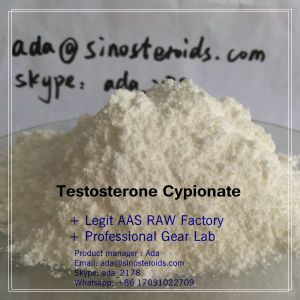 Legitimate Source of Bodybuilding Supplements Testosterone Anabolic Steroid Raws 99% Pure Testosterone Cypionate pictures & photos