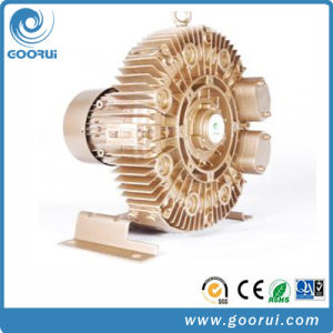 High Vacuum Value Low Airflow Side Channel Blower for Vacuum Table/Sheet