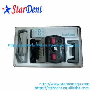 Strong 204 Dental Micro Motor Unit with Sde-H37L1 Handpiece pictures & photos
