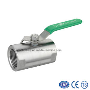 Stainless Steel Bar Stock Ball Valve pictures & photos