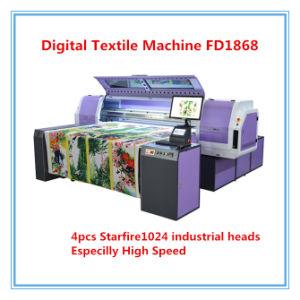 High Speed Belt Digital Textile Machine Fd1868 pictures & photos
