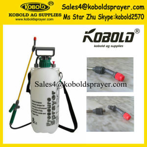Kobold High Quality 8L Plastic Hand Pressure Sprayer pictures & photos