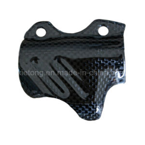Carbon Fiber Brake Pump Cover for Ducati 1198, 1098, 848