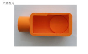 Custom Made Solid Silicone Molded Products pictures & photos