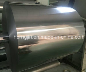 Aluminum Foil Laminated Coating Film Polyester Tape Insulation Mylar in Jumbo Roll
