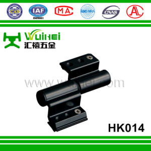 Aluminum Alloy Power Coating Pivot Hinge for Door with ISO9001 (HK014) pictures & photos