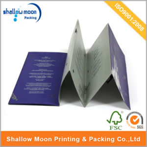 Wholesale Customized Greeting Cards (QYZ038) pictures & photos