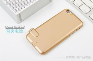 Battery Case Phone Cover with Portable Power Bank for iPhone 6 pictures & photos