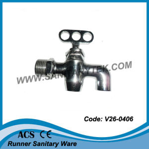 Zinc-Alloy Lockable Tap Bibcock (V26-0406) pictures & photos