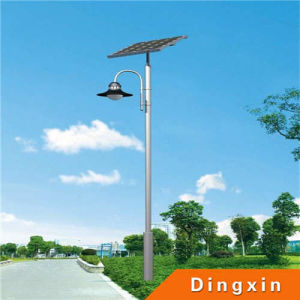 4m 18W LED Solar Street Lights (DX-09) pictures & photos