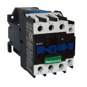 Electrical Contactor Magnetic Contactor AC Contactor 3 Phase Relay Contactor pictures & photos