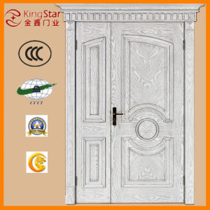 Steel Wood Fire Door with Perfect Quality