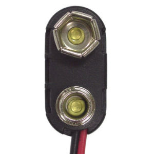 I Type Battery Snap, Suitable for One 9V Cell pictures & photos