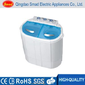 Household Portable Top Loading Cheap Mini Washing Machine for Baby pictures & photos