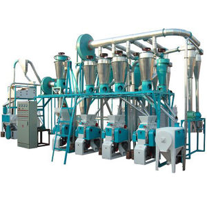 Grain Mill for Sale, Domestic Flour Mill, Commecial Flour Mills pictures & photos
