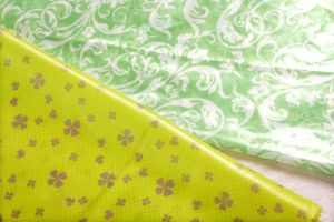 Nylon Printing Taffeta Fabric for Down Jacket
