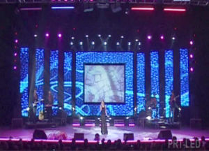 Popular Outdoor Rental Full Color LED Display From China Factory Prt (P4.81, P6.25 panel) pictures & photos
