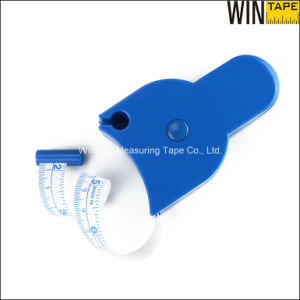Blue Customized Fitness Body Circumference Waist Measuring Device pictures & photos