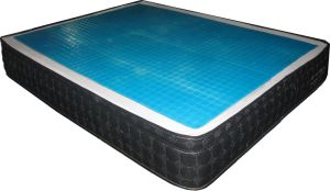 Knitted fashion Cooling Gel Mattress pictures & photos