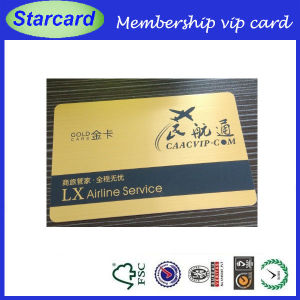 Lo-Co Hi-Co Magnetic Stripe Card pictures & photos