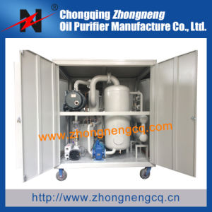 Zhongneng Zyd Series Double-Stage Vacuum Transformer Oil Pumping Unit pictures & photos