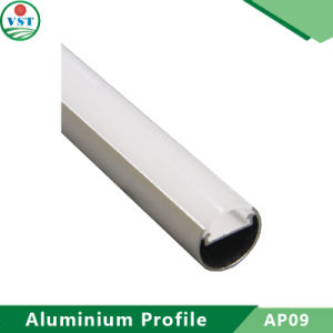 Round Aluminum Profile for LED Strip Light pictures & photos