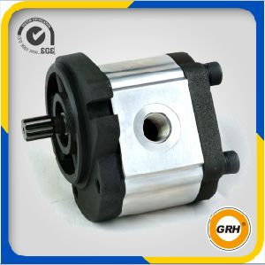 3PF Cast Iron Tandem Rotary Single Pump Hydraulic Gear Oil Pump pictures & photos