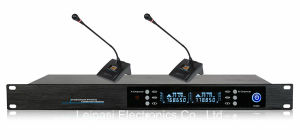 Professional Wireless Conference Microphone System pictures & photos