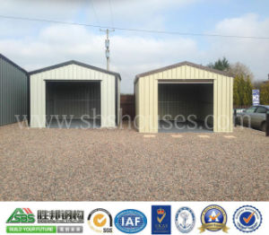 Sbs ISO Certification Steel Structure Garage Prefabricated House pictures & photos