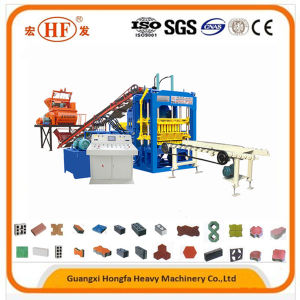 Interlocking Brick Block Making Machine for Construction Enginering pictures & photos