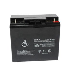 12V 17ah Lead Acid Battery for Solar Light