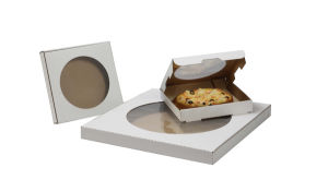 Disposable Take out Paper Custom Pizza Packing Boxes pictures & photos