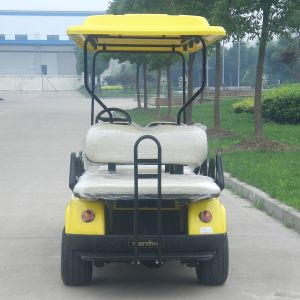 UL and SAA Certificate Popular Electric Golf Cart Dg-C6+2 pictures & photos