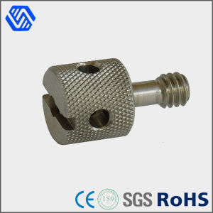 Stainless Steel Custom Special Bolt Camera Screw Knurl Bolt pictures & photos
