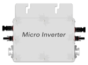 600W Micro Grid Tie Solar Inverter pictures & photos