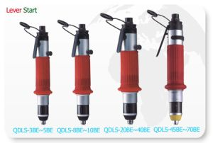 China Good Selling Lever Start Air Industrial Screwdriver for Sale pictures & photos