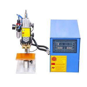 Metal Foil Battery Cell Welding Machine pictures & photos
