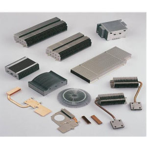 Advanced Aluminum Cooler Heatsink Radiator Hardware for Laptop pictures & photos