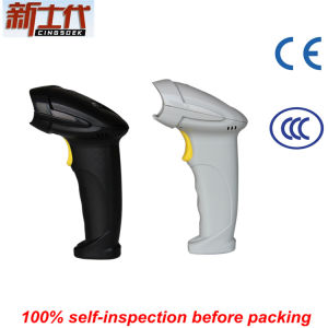 Barcode Scanner with Small Wire for Supermarket