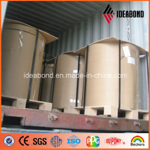 Ideabond PVDF/PE Color Coated Aluminum Coil pictures & photos