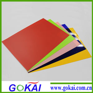 PVC Rigid Sheet for Building/Card Making/Printing pictures & photos