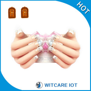 Nfc Art Nail with LED Light Flash