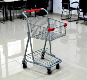 2016 All New Design Little Shopping Cart/Shopping Trolley pictures & photos