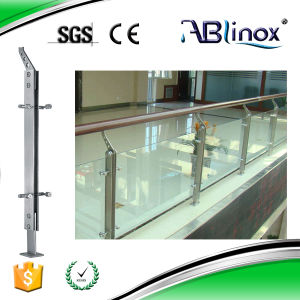 Balcony Railing Design Glass From Ablinox pictures & photos