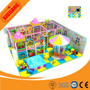 Xiujiang Produced Naughty Castle Indoor Playground Equipment (XJ5054) pictures & photos